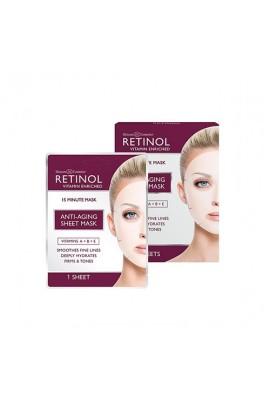 Skincare Cosmetics - Retinol Anti-Aging Sheet Mask - 1 Sheet