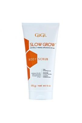 GiGi Slow Grow - Body Scrub 0731 - 170g / 6oz