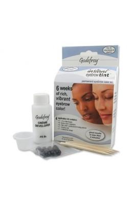 Godefroy - Instant Eyebrow Tint - Jet Black