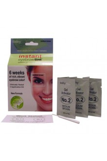 Godefroy - Instant Eyebrow Tint - Medium Brown
