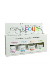 Nail Harmony Gelish - Fantastic Four Kit