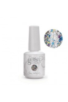 Nail Harmony Gelish - Haute Holiday Collection - Feeling Bubbly - 0.5oz / 15ml