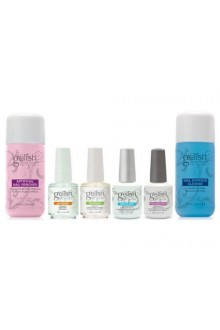 Nail Harmony Gelish Full Size Basics Kit - Essentials Basix Starter Kit