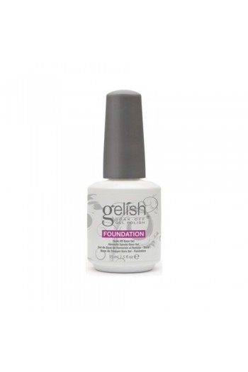 Nail Harmony Gelish - Foundation Base Gel - 0.5oz / 15ml