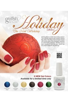 Nail Harmony Gelish - 2012 Holiday Collection