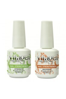 Nail Harmony Gelish - Vitagel Nail Strengthener - Strength / Recovery - 0.5oz / 15ml