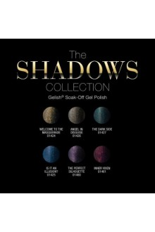 Nail Harmony Gelish - The Shadows Collection
