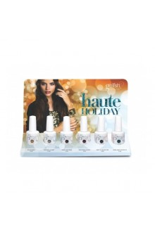 Nail Harmony Gelish - Haute Holiday Collection - 6pc Counter Display
