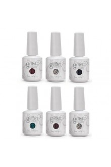 Nail Harmony Gelish - Haute Holiday Collection - All 6 Colors