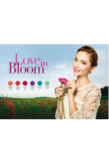 Nail Harmony Gelish - Love in Bloom Collection - 6 Colors