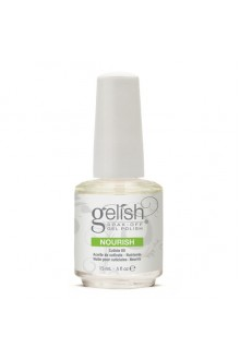 Nail Harmony Gelish - Nourish Cuticle Oil - 0.5oz / 15 ml
