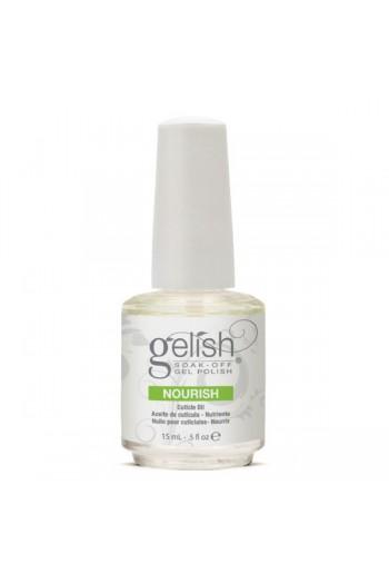 Nail Harmony Gelish - Nourish Cuticle Oil - 0.5oz / 15 ml