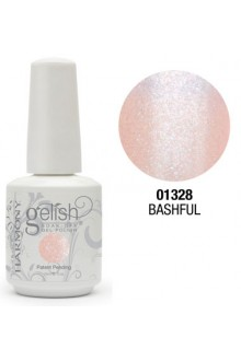 Nail Harmony Gelish - Bashful - 0.5oz / 15ml