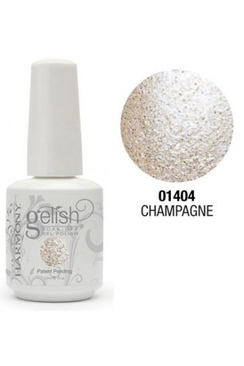 Nail Harmony Gelish - Champagne - 0.5oz / 15ml