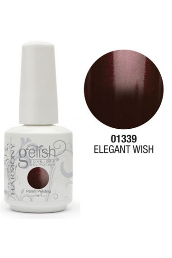 Nail Harmony Gelish - Elegant Wish - 0.5oz / 15ml