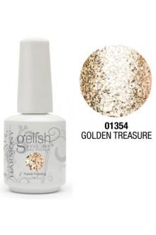 Nail Harmony Gelish - Golden Treasure - 0.5oz / 15ml