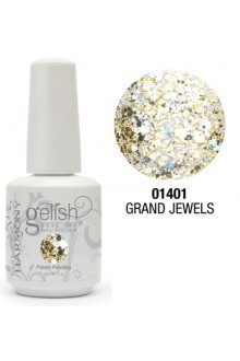 Nail Harmony Gelish - Grand Jewels - 0.5oz / 15ml