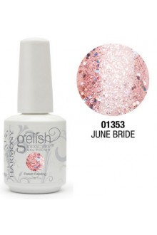 Nail Harmony Gelish - June Bride - 0.5oz / 15ml