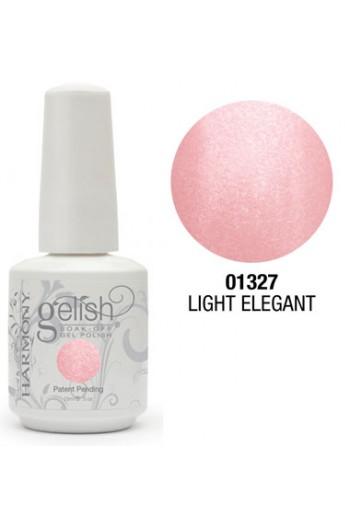 Nail Harmony Gelish - Light Elegant - 0.5oz / 15ml