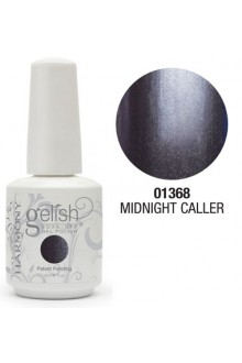 Nail Harmony Gelish - Midnight Caller - 0.5oz / 15ml