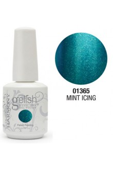 Nail Harmony Gelish - Mint Icing - 0.5oz / 15ml
