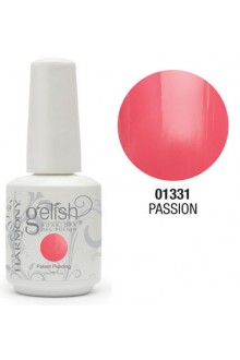 Nail Harmony Gelish - Passion - 0.5oz / 15ml
