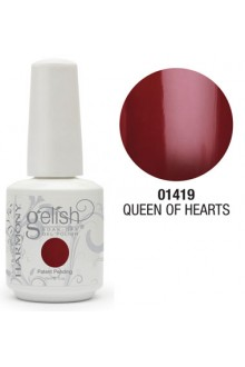 Nail Harmony Gelish - Queen of Hearts - 0.5oz / 15ml