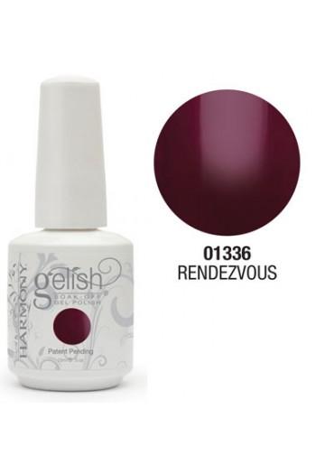 Nail Harmony Gelish - Rendezvous - 0.5oz / 15ml