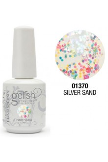 Nail Harmony Gelish - Silver Sand - 0.5oz / 15ml