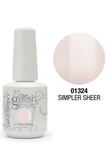 Nail Harmony Gelish - Simple Sheer - 0.5oz / 15ml