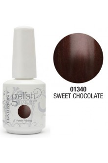 Nail Harmony Gelish - Sweet Chocolate - 0.5oz / 15ml