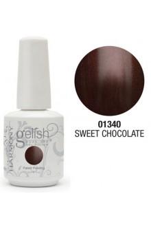Nail Harmony Gelish - Sweet Chocolate - 0.5oz / 15ml