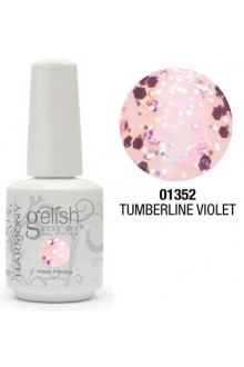 Nail Harmony Gelish - Tumberline Violet - 0.5oz / 15ml
