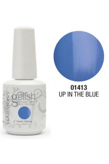 Nail Harmony Gelish - Up In The Blue - 0.5oz / 15ml