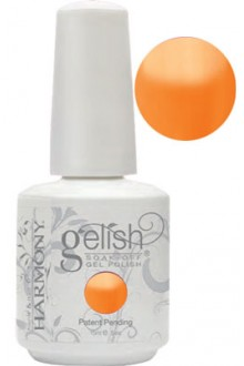 Nail Harmony Gelish - Orange Cream Dream - 0.5oz / 15ml