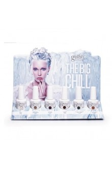 Nail Harmony Gelish - 2014 The Big Chill Collection - 6pc Display