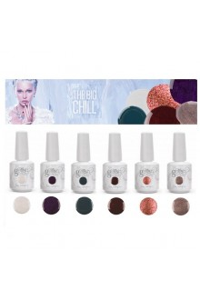 Nail Harmony Gelish - 2014 The Big Chill Collection - All 6 Colors
