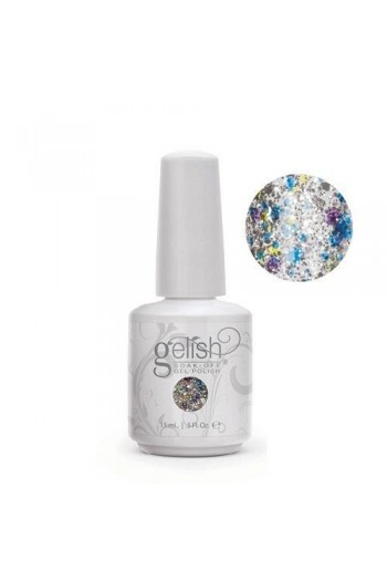 Nail Harmony Gelish - Haute Holiday Collection - Your Sleigh or Mine? - 0.5oz / 15ml