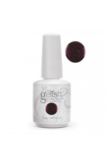 Nail Harmony Gelish - 2014 Get Color-Fall Collection - Berry Buttoned Up - 0.5oz / 15ml