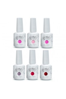 Nail Harmony Gelish - Botanical Awakenings Collection - ALL 6 Colors - 15ml / 0.5oz Each