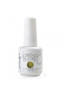 Nail Harmony Gelish - Don't Be Such a Sourpuss - 0.5oz / 15ml