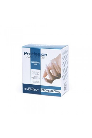 Nail Harmony Prohesion Acrylic  Powder Sample Kit