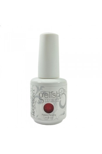 Nail Harmony Gelish - Year Of the Horse Collection - Red-y For the Festival - 0.5oz / 15ml