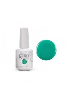 Nail Harmony Gelish - Colors of Paradise Collection - Rub Me the Sarong Way - 0.5oz / 15ml