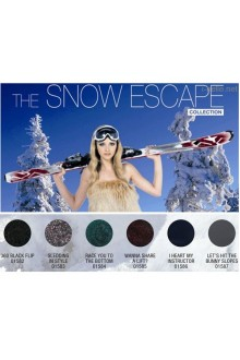 Nail Harmony Gelish - Snow Escape Collection - All 6 Colors