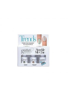 Nail Harmony Gelish - Trends - Speckle Me Chic - 3pc Kit