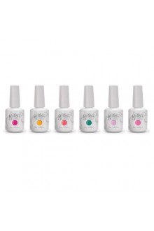 Nail Harmony Gelish - Street Beat Collection - ALL 6 Colors - 15ml / 0.5oz Each