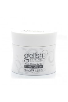 Nail Harmony Gelish Structure Clear Gel - 1.6oz / 50ml
