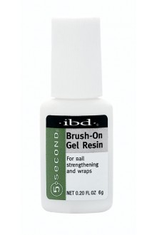 ibd 5 Second Brush-On Gel Resin - 0.2oz / 6g