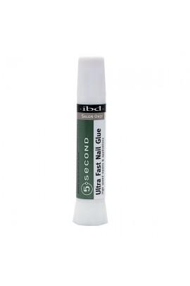 ibd 5 Second Ultra Fast Nail Glue - 0.07oz / 2g